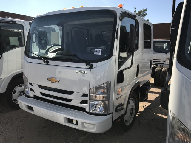 2018 LCF 5500HD Crew Cab, Cab Chassis #80592 - photo 2