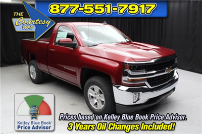 2018 Silverado 1500 Regular Cab, Pickup #80631 - photo 1