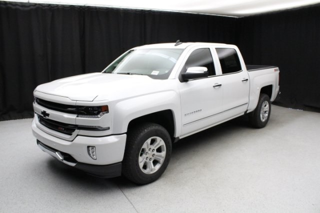 2018 Silverado 1500 Crew Cab 4x4, Pickup #80864 - photo 5