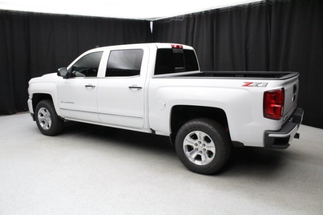 2018 Silverado 1500 Crew Cab 4x4, Pickup #80864 - photo 8
