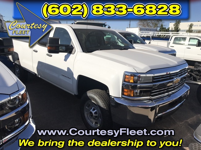 2018 Silverado 2500 Double Cab, Pickup #81243 - photo 3