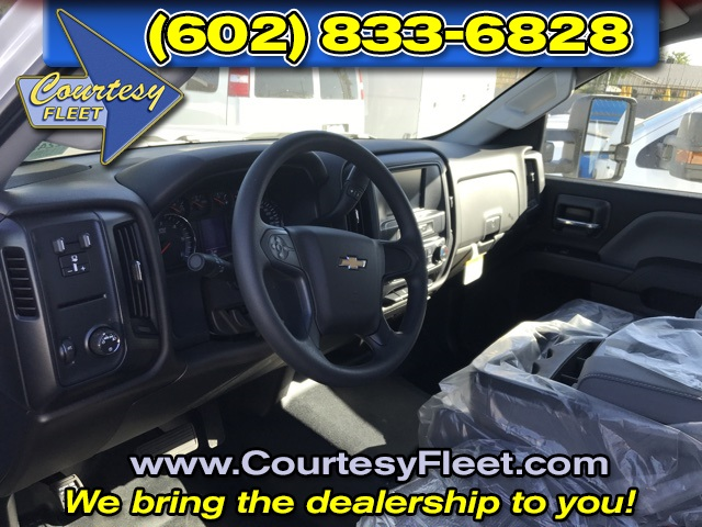 2018 Silverado 2500 Double Cab, Pickup #81243 - photo 9