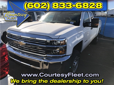 2018 Silverado 2500 Double Cab, Pickup #81243 - photo 1