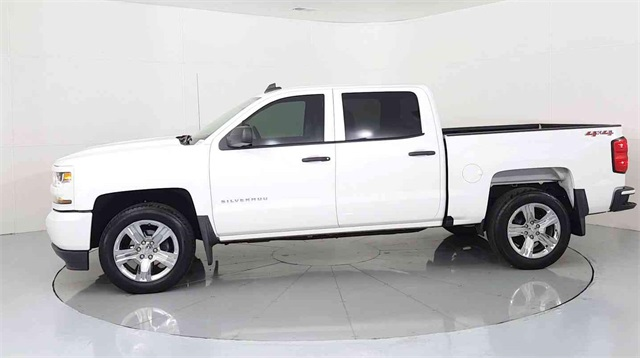 2018 Silverado 1500 Crew Cab 4x4, Pickup #81573 - photo 6
