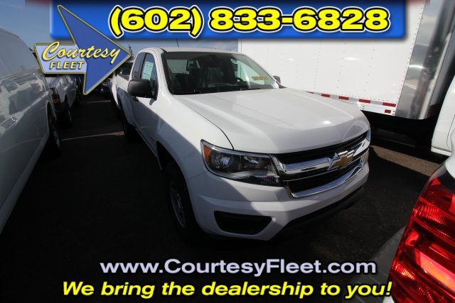 2018 Colorado Extended Cab, Pickup #81781 - photo 3
