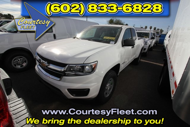 2018 Colorado Extended Cab, Pickup #81781 - photo 4
