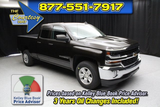 2018 Silverado 1500 Double Cab 4x2,  Pickup #82381 - photo 1