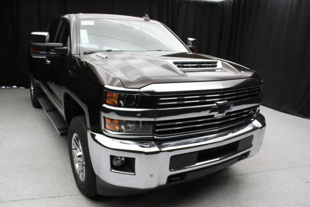 2018 Silverado 2500 Crew Cab 4x4,  Pickup #82422 - photo 14