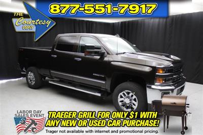 2018 Silverado 2500 Crew Cab 4x4,  Pickup #82422 - photo 1