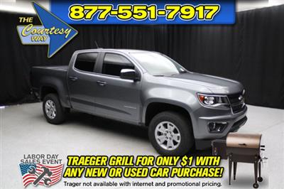 2018 Colorado Crew Cab 4x2,  Pickup #82655 - photo 1