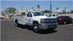2018 Silverado 3500 Regular Cab DRW 4x4,  Monroe MSS II Deluxe Service Body #82722 - photo 4