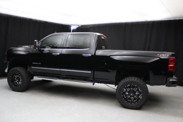 2018 Silverado 2500 Crew Cab 4x4,  Pickup #82759 - photo 7