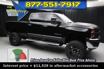 2018 Silverado 2500 Crew Cab 4x4,  Pickup #82759 - photo 1