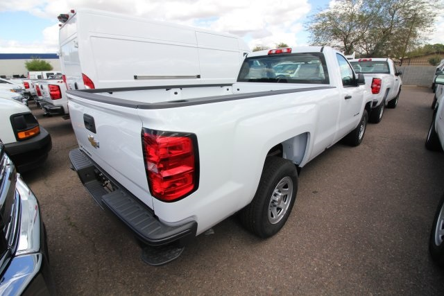 2018 Silverado 1500 Regular Cab,  Pickup #82805 - photo 2
