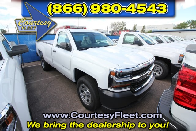 2018 Silverado 1500 Regular Cab 4x2,  Pickup #82901 - photo 1