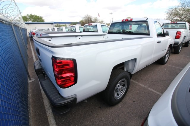 2018 Silverado 1500 Regular Cab 4x2,  Pickup #82901 - photo 2