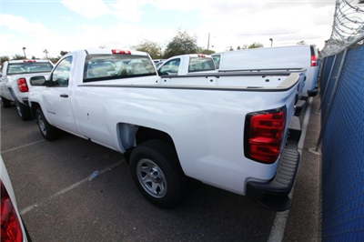 2018 Silverado 1500 Regular Cab 4x2,  Pickup #82901 - photo 4