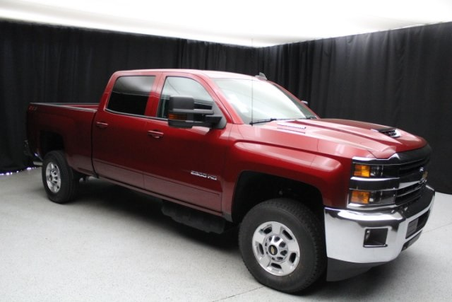 2018 Silverado 2500 Crew Cab 4x4,  Pickup #83055 - photo 15