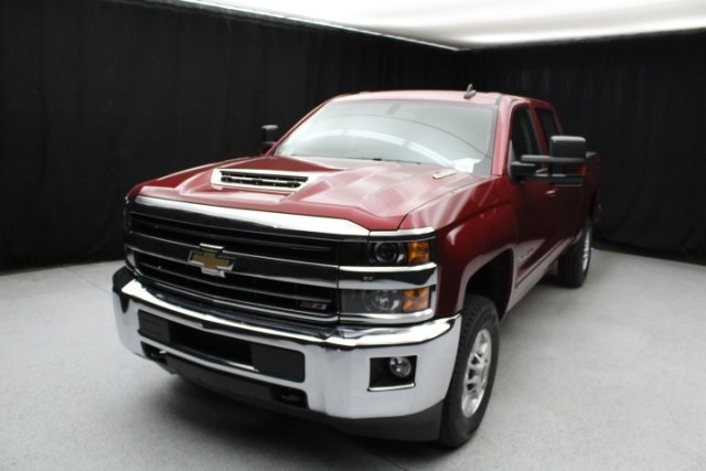 2018 Silverado 2500 Crew Cab 4x4,  Pickup #83055 - photo 4