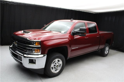 2018 Silverado 2500 Crew Cab 4x4,  Pickup #83055 - photo 5
