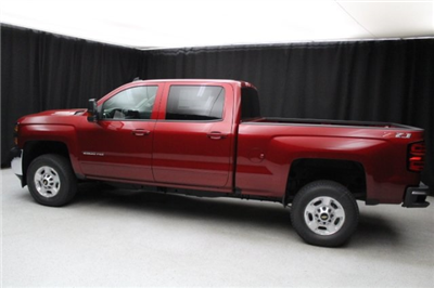 2018 Silverado 2500 Crew Cab 4x4,  Pickup #83055 - photo 7