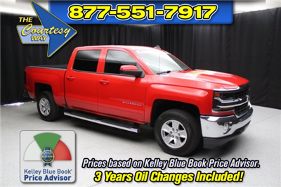 2018 Silverado 1500 Crew Cab 4x4,  Pickup #83364 - photo 1