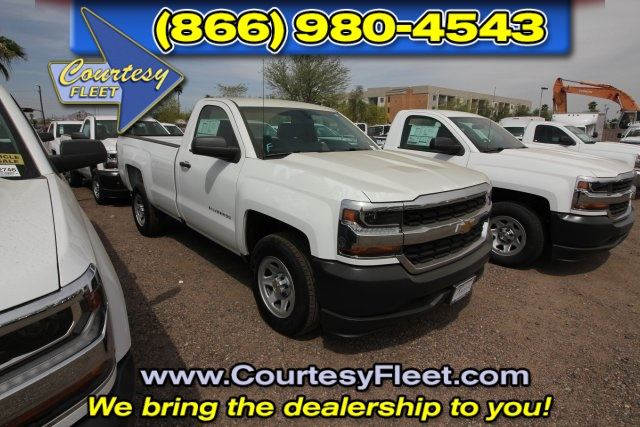2018 Silverado 1500 Regular Cab 4x2,  Pickup #83615 - photo 1