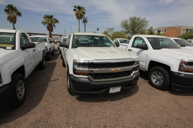 2018 Silverado 1500 Regular Cab 4x2,  Pickup #83615 - photo 3