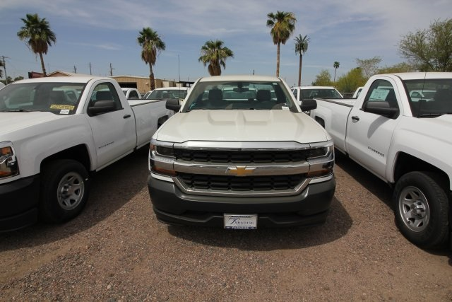 2018 Silverado 1500 Regular Cab 4x2,  Pickup #83615 - photo 4