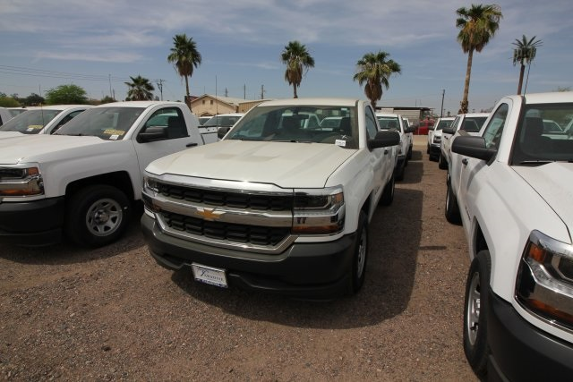 2018 Silverado 1500 Regular Cab 4x2,  Pickup #83615 - photo 6