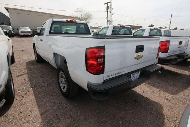 2018 Silverado 1500 Regular Cab 4x2,  Pickup #83615 - photo 8