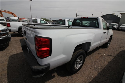 2018 Silverado 1500 Regular Cab 4x2,  Pickup #83615 - photo 10