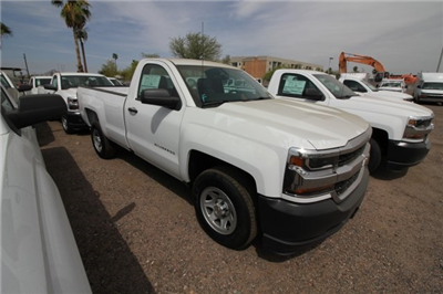 2018 Silverado 1500 Regular Cab 4x2,  Pickup #83615 - photo 11