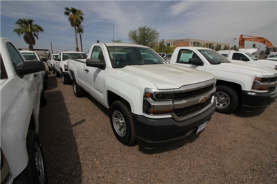 2018 Silverado 1500 Regular Cab 4x2,  Pickup #83615 - photo 12