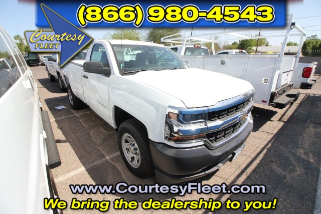 2018 Silverado 1500 Regular Cab 4x2,  Pickup #83617 - photo 1