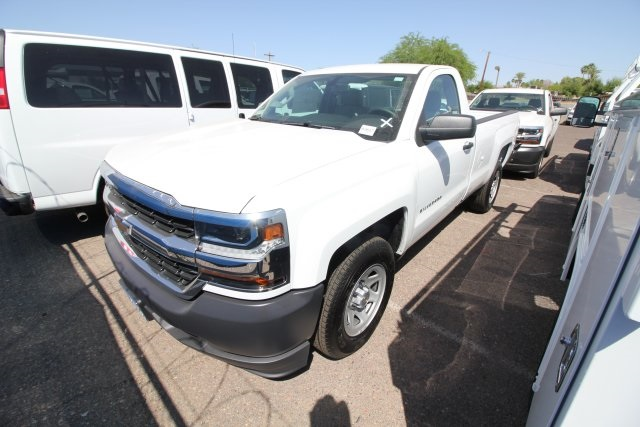 2018 Silverado 1500 Regular Cab 4x2,  Pickup #83617 - photo 3