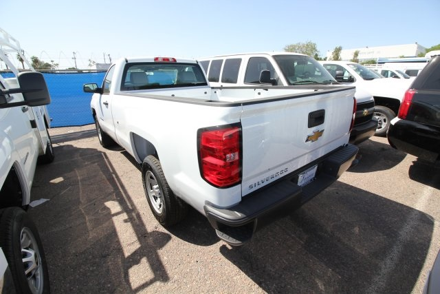 2018 Silverado 1500 Regular Cab 4x2,  Pickup #83617 - photo 4