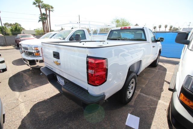 2018 Silverado 1500 Regular Cab 4x2,  Pickup #83617 - photo 2