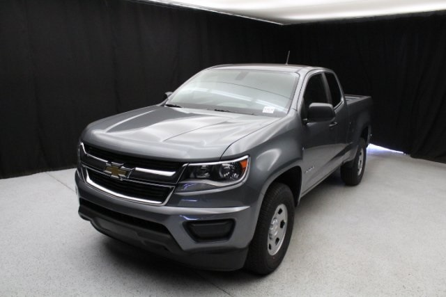 2018 Colorado Extended Cab, Pickup #83630 - photo 4