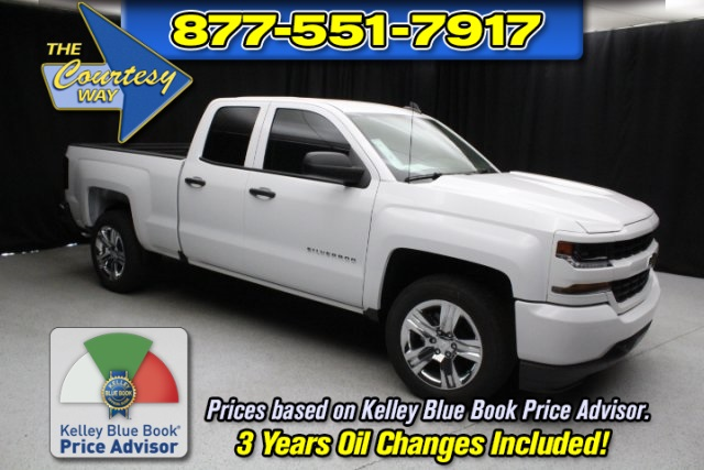 2018 Silverado 1500 Double Cab 4x2,  Pickup #83964 - photo 1