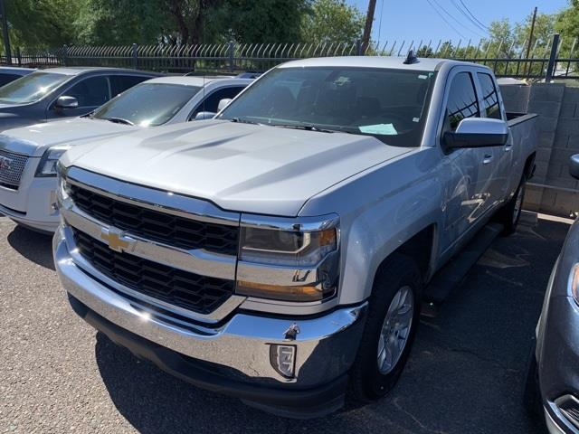 2018 Silverado 1500 Double Cab 4x2,  Pickup #84125 - photo 3