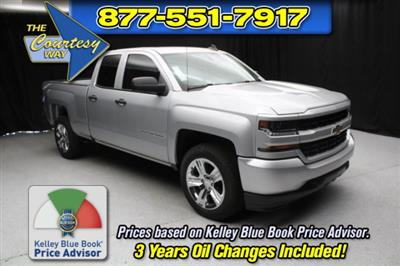 2018 Silverado 1500 Double Cab 4x2,  Pickup #84143 - photo 1