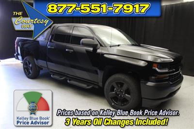 2018 Silverado 1500 Double Cab 4x2,  Pickup #84683 - photo 1