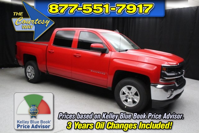 2018 Silverado 1500 Crew Cab 4x2,  Pickup #84878 - photo 1