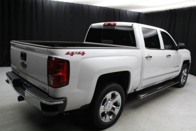 2018 Silverado 1500 Crew Cab 4x4,  Pickup #85248 - photo 10