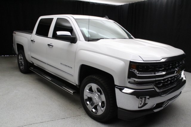 2018 Silverado 1500 Crew Cab 4x4,  Pickup #85248 - photo 2