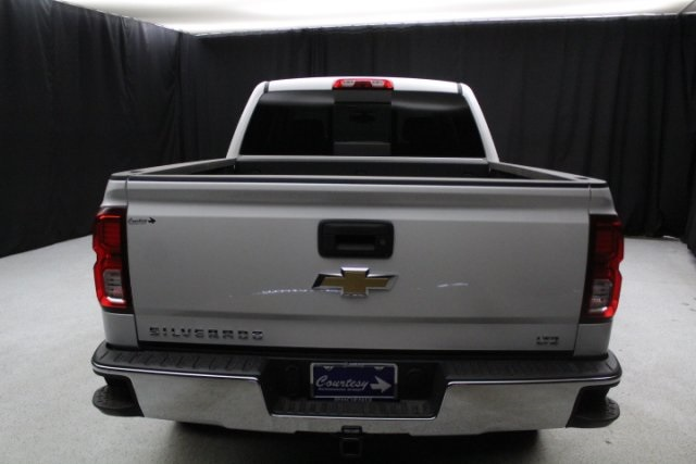 2018 Silverado 1500 Crew Cab 4x4,  Pickup #85248 - photo 8