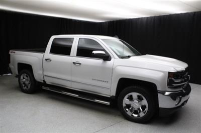 2018 Silverado 1500 Crew Cab 4x4,  Pickup #85248 - photo 11