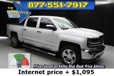 2018 Silverado 1500 Crew Cab 4x4,  Pickup #85248 - photo 1