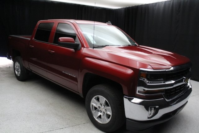 2018 Silverado 1500 Crew Cab 4x4,  Pickup #85474 - photo 11